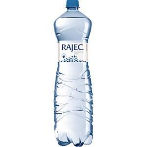 Pramenitá voda Rajec nesýtená 1,5 l, balenie 6 kusov