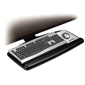 3M AKT60LE Knob Adjustable Keyboard Tray