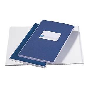 Jalema Atlanta registre relié sans fil 165x210mm ligné 100 feuilles