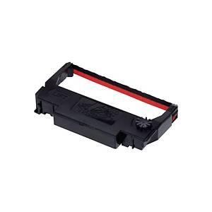 EPSON 原裝 C43S015376 ERC-38 列印機色帶 黑色/紅色