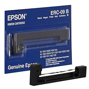 EPSON C43S015354 ERC09B PRINTER RIBBON BLK