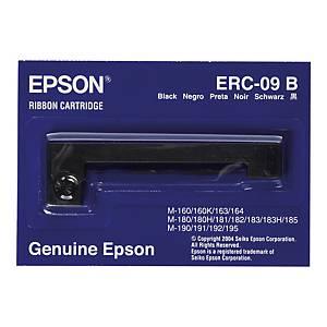 Epson S015354 ERC09B Standard Black Ribbon Cassette