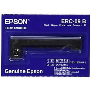 Cinta matricial de nailon Epson ERC-09B C43S015354 - negro