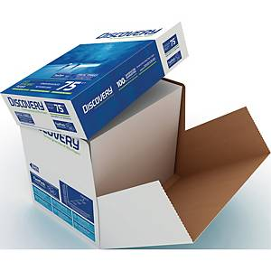 BX2500 DISCOVERY PAPER A4 75G MULTIBOX