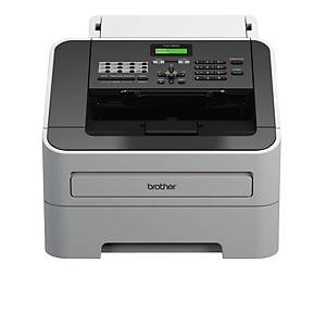 Mono-Laserfax Brother 2840, Blattformat A4, Laser