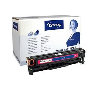 Lyreco Compatible 312A Laser Toner  HP CF383A Magenta