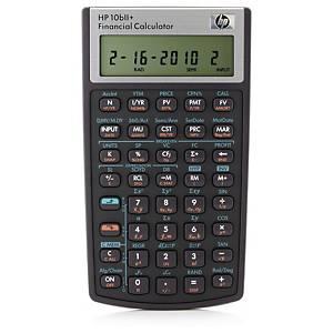 HP 10BII FINANCIAL CALCULATOR FR