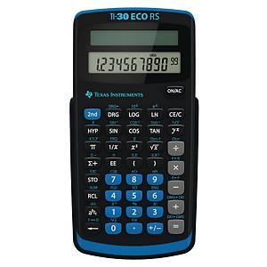 Taschenrechner Texas TI-30 eco RS, technisch-wissenschaftlich