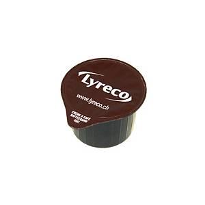 Portions de crème à café Lyreco 12g, paq. 100unités