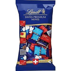 Napolitains Lindt, Milchschokolade, Packung à 500 g