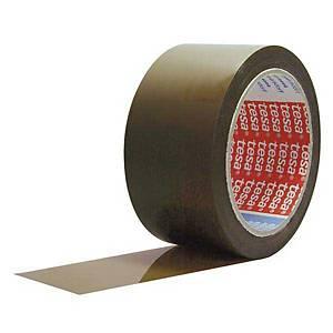 Verpackungsband Tesa strong 4024, 38 mm x 66 m, braun