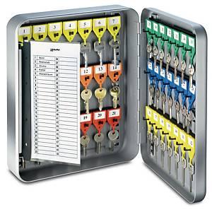 Armoire à clés KR-15 Key Box, avec serrure à cylindre, 42 crochets