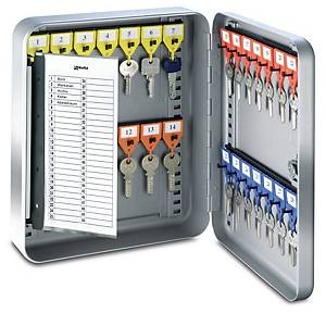 Armoire à clés KR-15 Key Box, avec serrure à cylindre, 28 crochets