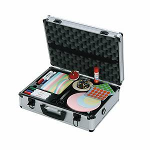 Moderatorenkoffer Handy Berec Design, 43x32x12 cm (BxTxH), Aluminium