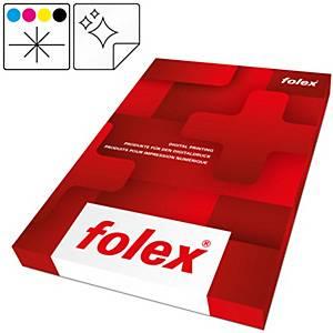 Films pour imprimantes à laser A4, Folex CLP, blanc/opak, emb. de 50 pcs