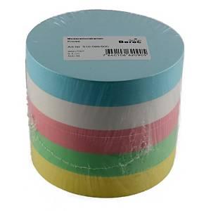 Moderationskarten, Kreise 9,5 cm, Farben ass., Pk. à 500 Stk.