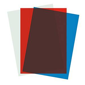 Plat de couverture Kolma 68200 A4,0,2 mm, incolore, paq. 200unités