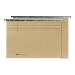 Dossier suspendu VetroMobil 270424 A4, profondeur 24 cm, emballage de 50 pièces