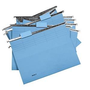 Dossier suspendu Biella Original 271255 25 cm de profondeur, bleu, 25unités