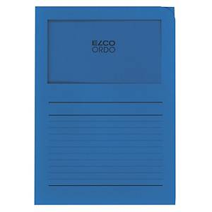 Dossier d organisation Elco Ordo Classico 29489, impr., bleu roi,100unités