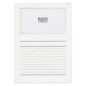 Dossier d organisation Elco Ordo Classico 73695, blanc, paq. 10unités