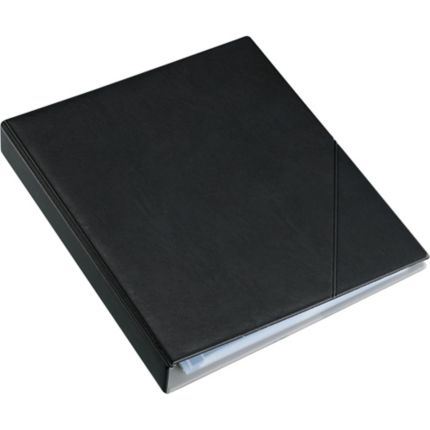Business card display book a4 with a z index black 0110306 reheart Images