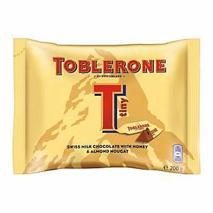 Toblerone Mini, assort., paq. 200 g