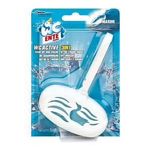 Cintre de toilette Deo Bloc Azur WC Ente, parfum frais, 40 g