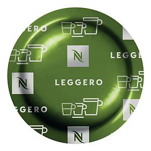 Kapsułki NESPRESSO ESPRESSO LEGGERO, 50 szt. (box)