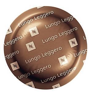 NESPRESSO LUNGO LEGGERO kávékapszula, 50 db/csomag