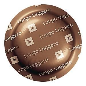 Kapsułki NESPRESSO LUNGO LEGGERO, 50 szt. (box)