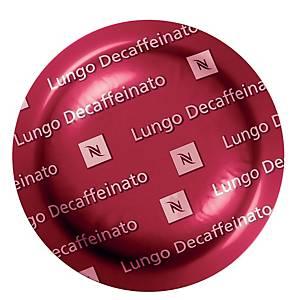 NESPRESSO LUNGO DECAFFEINATO kávékapszula, 50 db/csomag