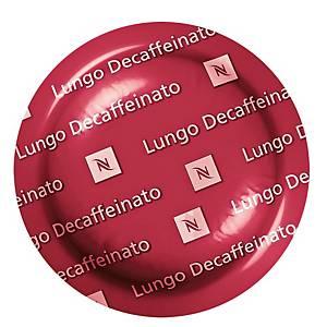 Nespresso Lungo Decaffeinato - Box Of 50 Capsules