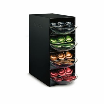 nespresso side pro schubladenmodul f r kapseln. Black Bedroom Furniture Sets. Home Design Ideas
