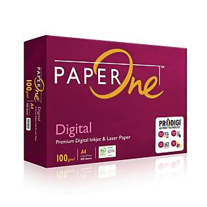 PaperOne A4 Digital Paper 100gsm - Ream of 500 Sheets