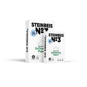 Steinbes recyceltes Papier, No.3 A4, 80 g/m²,  5 x 500 Blatt