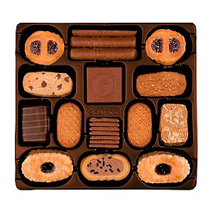 Gebäck Bahlsen 3614 Coffee Collection, 2 Serviereinheiten mit je 500g