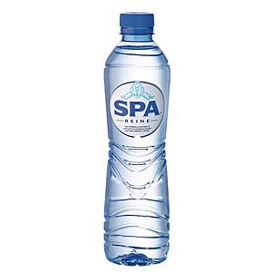 Spa mineral water 0.5L -  pack of 24