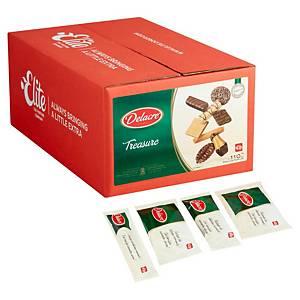Mélange de biscuits Delacre Elite Treasure, la boîte de 110 biscuits