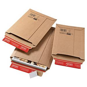 COLOMPAC CARDBOARD ENVELOPE 150 X 250 X 50MM