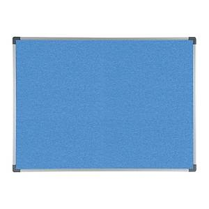Writebest Foam Noticeboard Blue 45 X 60cm