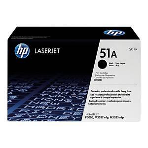 Toner HP 51A Q7551A czarny*
