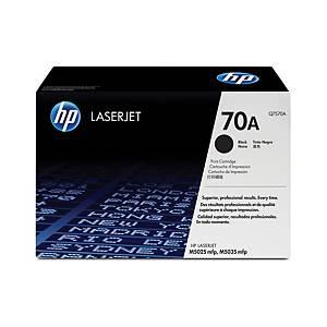 Hewlett Packard Toner Cartridge Q7570A Black