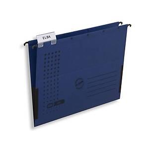 ELBA CHIC 85743 SUSP/POCKET A4 DARK BLUE