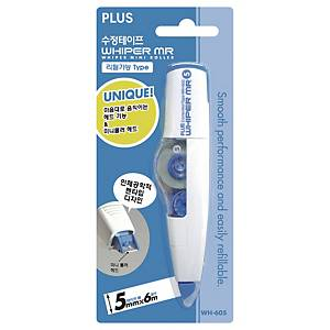 PLUS WH605H MR CORRECTION TAPE 5MMX6M