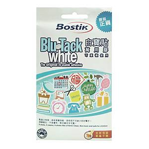 Bostik Blu-Tack White 75g