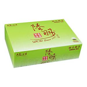 Luk Yu 陸羽 雲南綠茶包 - 100包裝