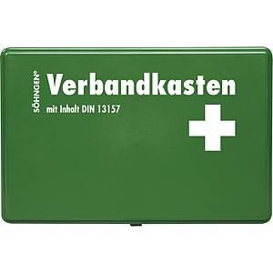 Verbandskasten Söhngen KIEL DIN 13157, gefüllt, grün
