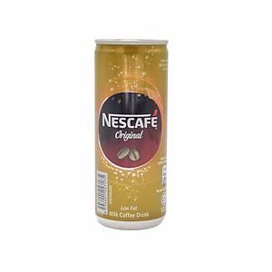 Nescafe Original Can 240ml - Pack of 6