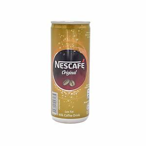 Nescafe Original Can 240ml - Pack of 6